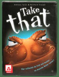 Abb. Take That Kartenspiel